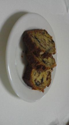 米粉100%バナナ&ブルーベリーケーキ